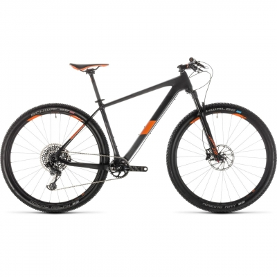 BICICLETA CUBE ELITE C:62 RACE Carbon Orange 2019
