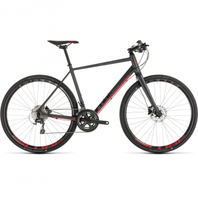 BICICLETA CUBE SL ROAD PRO Iridium Red 2019