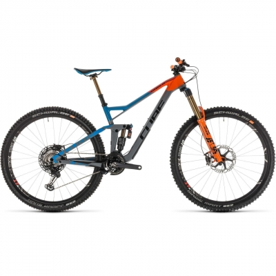 BICICLETA CUBE STEREO 150 C:68 ACTION TEAM 29 Actionteam 2019