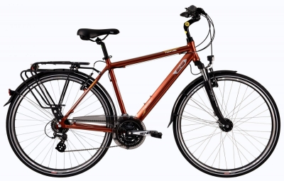 Bicicleta DHS TRAVEL 2857 (2017)