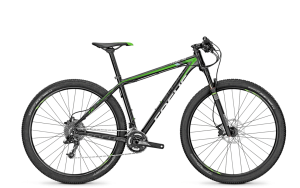 Bicicleta Crosscountry FOCUS BLACK FOREST 29R LTD 1.0