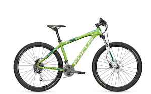 Bicicleta Crosscountry FOCUS WHISTLER 27R 2.0 2015