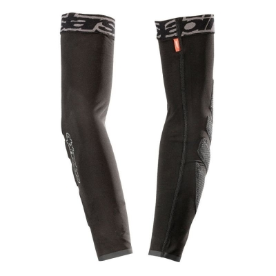 Incazitoare brate Alpinestars Cascade arm Warmer black/dark shadow L/XL