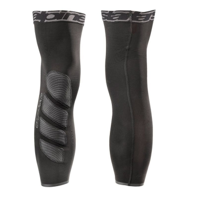 Incazitoare picioare Alpinestars Cascade leg Warmer black/dark shadow S/M
