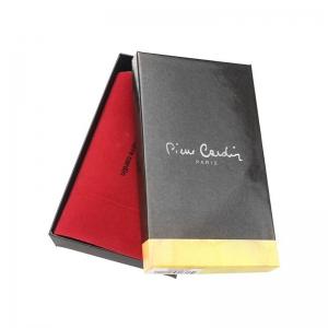 Portofel dama din piele naturala Pierre Cardin PD764 Rosu