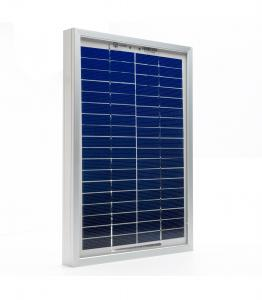 Photovoltaic Panel C-Si Off-grid SOLARPOWER 5W-12V XUNZEL with cable 2+2M SOLZTK50
