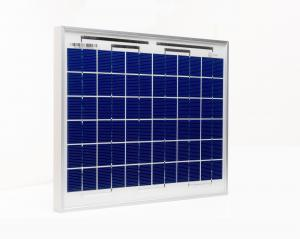 Photovoltaic Panel C-Si Off-grid SOLARPOWER 10W-12V XUNZEL with cable 2+2M SOLZTK100