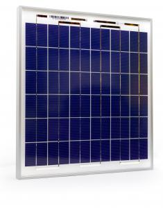 Photovoltaic Panel C-Si Off-grid SOLARPOWER 15W-12V XUNZEL with cable 2+2M SOLZTK150