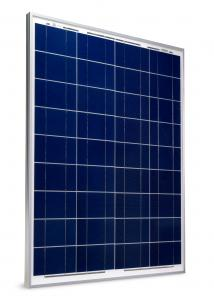Photovoltaic Panel C-Si Off-grid SOLARPOWER 60W-12V XUNZEL with cable 4+4M SOLZTK600