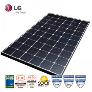 Monocrystalline Solar Panel LG LG285S1C-L4 MonoX AWM 285Wp1
