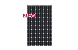 Monocrystalline Solar Panel LG280S1C-B3 - 280 Wp (MonoX AWM)0