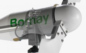 Bornay wind turbine 3000 W 48V 2 blades and digital controller B3000/482
