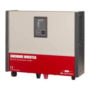 Professional Inverter TBS POWERSINE 2000-12 Pur Sinus DC/AC0