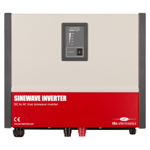 Professional Inverter TBS POWERSINE 2000-12 Pur Sinus DC/AC1
