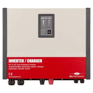 Professional Inverter/Redressor TBS COMBI POWERSINE PSC2500-24-50 Pur Sinus1
