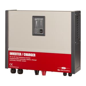 Professional Inverter/Redressor TBS COMBI POWERSINE PSC2500-24-50 Pur Sinus0