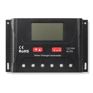 Solar charge controller Powersave PWM 60A 12/24V SR-HP24600
