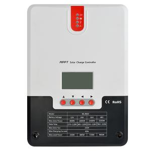 Solar charge controller Powersave MPPT 60A 12/24/36/48V LCD display SR-ML48600
