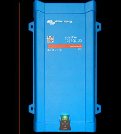 Victron MultiPlus Inverter/Charger (12V / 1200VA)0