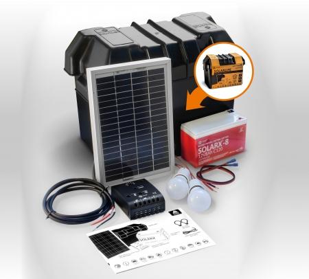 Solar Kit Xunzel SOLARLIFE 5i0