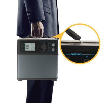 Power storage system PS5B-P2 AC220V 400wh 300W4