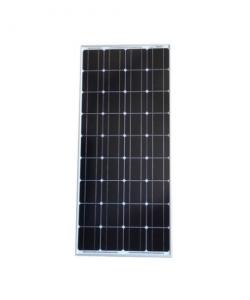 Monocrystalline solar panel 100w0