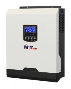 Inverter/charger MPP SOLAR Pur Sinus PIP1212MSD 12V 1200W1
