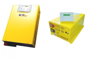 Inverter/charger MPP SOLAR Pur Sinus PIP2424LC 24V 2400W0