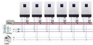 Inverter/charger MPP SOLAR Pur Sinus PIP2424MSP 24V 2400W1