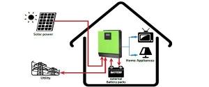 Inverter MPP SOLAR Hybrid V5048 5kva 48V 5000W1