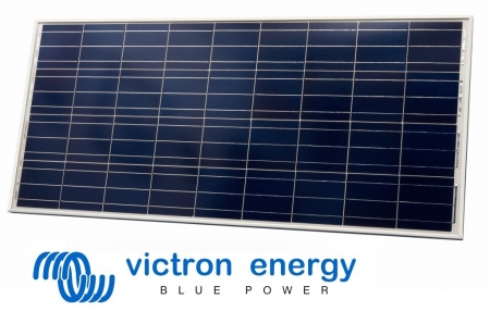 Victron Energy 30W 12V Poly Solar Panel 410x670x25mm0
