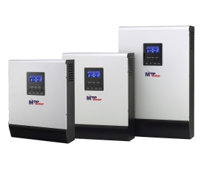 Inverter/charger MPP SOLAR Pur Sinus PIP1212HS 12V 1200W0