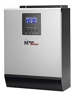 Inverter/charger MPP SOLAR Pur Sinus PIP3024HS 24V 3000W1