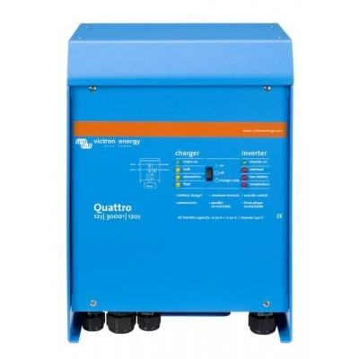 Victron Energy Quattro 12/3000/120-50/50 230V0