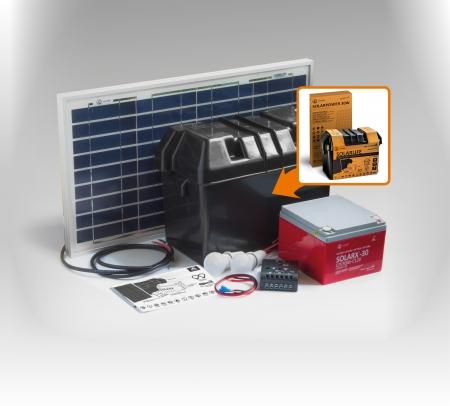 Solar Kit Xunzel SOLARLIFE 30i0