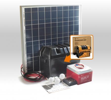 Solar Kit Xunzel SOLARLIFE 60i0