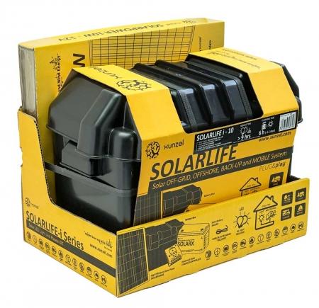 Solar Kit Xunzel SOLARLIFE 10i2