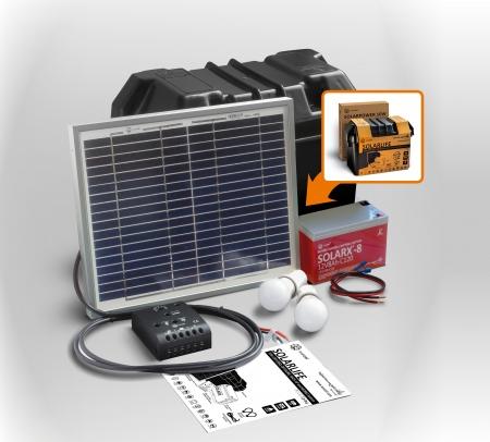 Solar Kit Xunzel SOLARLIFE 10i0