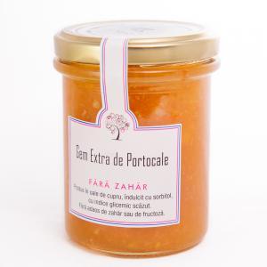 Gem de Portocale - fara zahar 230g - Les saveurs d'Yveline