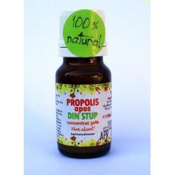 Propolis apos 30 ml - concentractie 30% - Prisaca Transilvania