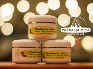 Crema de fata - Apidermin lux 50ml - Complex apicol