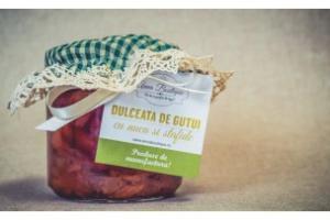 Dulceata de gutui cu nuca si stafide 220g - Anna Boutique