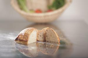 Pâine integrala cu susan alb 600g - MamaPan