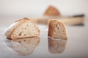 Pâine intermediară cu seminte de floarea soarelui 600g - MamaPan