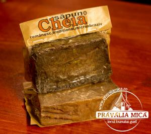 Săpun Cinnamon microabraziv 100g - Cheia