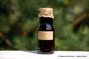 Sirop de coacaze negre 300ml - Camara de la munte