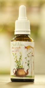 Soluţie cu propolis pentru copii (raceli) 20ml - Aburii Naturii