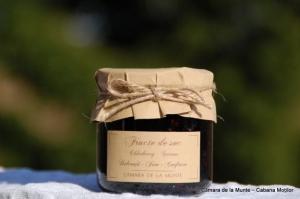 Dulceata de fructe de soc 200g- Camara de la munte