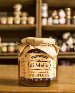 Miere poliflora BIO- di Melio 500g- Apidava