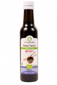 Sos de soia Tamari Eco 250ml - fără gluten -0